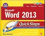 Microsoft (R) Word 2013 QuickSteps (Quick steps)