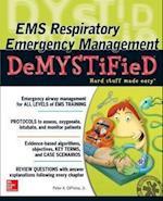 EMS Respiratory Emergency Management Demystified (Demystified, nr. 1)