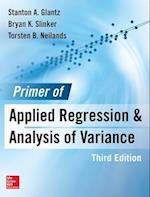 Primer  of Applied Regression & Analysis of Variance, Third Edition