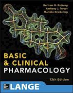 Basic and Clinical Pharmacology (A L Lange Series)