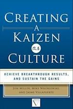 Creating A Kaizen Culture (Mechanical Engineering)