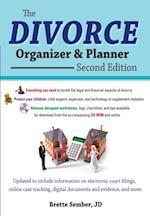 Divorce Organizer and Planner, 2nd Edition