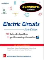 Schaum's Outline of Electric Circuits (Schaum's Outline Series)