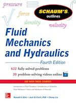 Schaum s Outline of Fluid Mechanics and Hydraulics, 4th Edition af Cheng Liu