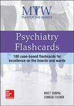 Master the Wards: Psychiatry Flashcards