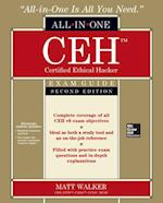 CEH Certified Ethical Hacker All-in-One Exam Guide, Second Edition (All-In-One)