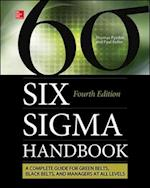 The Six Sigma Handbook, Fourth Edition (Mechanical Engineering)