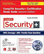 CompTIA Security+ Certification Study Guide (Exam SY0-401) [With CDROM] (Certification Press)