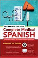 McGraw-Hill Education Complete Medical Spanish af Joanna Rios