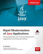 Rapid Modernization of Java Applications