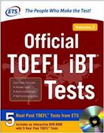 Official TOEFL iBT (R) Tests Volume 2 (Test Prep)