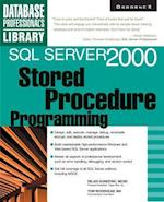 SQL Server 2000 Stored Procedure Programming (Database Professional's Library)