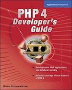 PHP 4 Developer's Guide (Application Development)