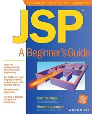 Bollinger, G: JSP: A Beginner's Guide