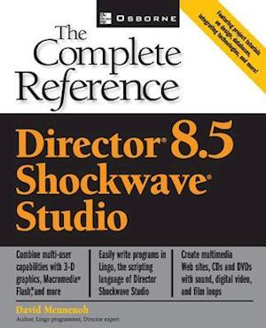Mennenoh, D: Director(R) 8.5 Shockwave(R) Studio: The Comple