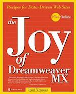 The Joy of Dreamweaver MX (Files Online)