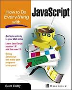 How to Do Everything with JavaScript (How to Do Everything)