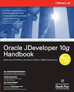 Oracle JDeveloper 10g Handbook (Oracle Press)