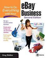 How to Do Everything with Your Ebay Business, Second Edition (How to Do Everything)