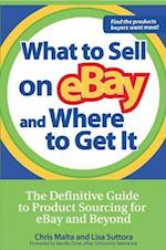 What to Sell on Ebay and Where to Get It