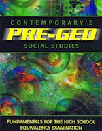 Pre-GED Satellite Book (Contemporarys Pre GED Series)