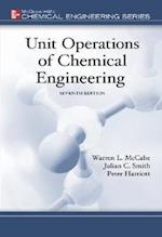 Unit Operations of Chemical Engineering (Chemical Engineering Series)