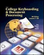 Gregg College Keyboarding and Document Processing (Gdp), Take Home Version, Kit 3 for Word 2003 (Lessons 1-120)