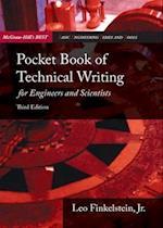 Pocket Book of Technical Writing for Engineers and Scientists (General Engineering)