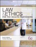 Law & Ethics for the Health Professions (P S Health Occupations)