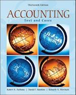 Accounting: Texts and Cases (Irwin Accounting)