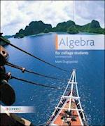 Algebra for College Students (Mathematics)