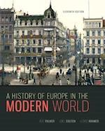 A History of Europe in the Modern World (History)