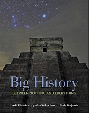 Bog, paperback Big History: Between Nothing and Everything af David Christian
