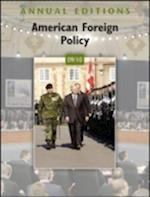 American Foreign Policy (ANNUAL EDITIONS : AMERICAN FOREIGN POLICY)