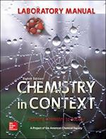 Laboratory Manual Chemistry in Context af American Chemical Society