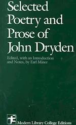 Selected Writings of Dryden (Modern Library College)