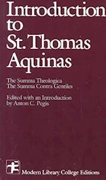 Introduction to Saint Thomas Aquinas (Modern Library College)