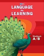 Language for Learning, Workbook A & B (Cursive Writing)