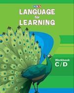 Language for Learning, Workbook C & D (Cursive Writing)