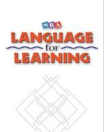 Language for Learning, Language Activity Masters Book 1 (Cursive Writing)