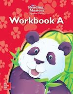 Reading Mastery Reading/Literature Strand Grade K, Workbook A (Learning Through Literature)