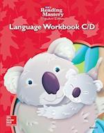 Reading Mastery Language Arts Strand Grade K, Workbook C and D