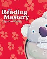 Reading Mastery Reading/Literature Strand Grade K, Storybook (Learning Through Literature)