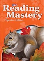 Reading Mastery Reading/Literature Strand Grade 1, Workbook A (Learning Through Literature)