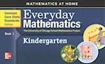 Everyday Mathematics Mathematics at Home, Kindergarten (Everyday Mathematics, nr. 1)