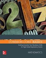 Common Core Basics, Mathematics Core Subject Module (Ccss for Adult Ed)