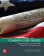 Common Core Basics, Social Studies Core Subject Module (Ccss for Adult Ed)