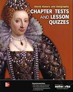 World History and Geography, Chapter Tests and Lesson Quizzes af J. Christian Spielvogel