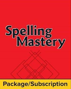Spelling Mastery Level C Teacher Materials Package, 3-Year Subscription
