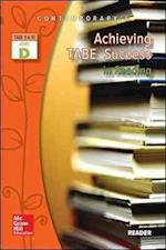 Achieving Tabe Success in Reading, Level D Reader (Achieving Tabe Success for Tabe 9 10)